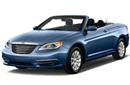Chrysler 200 Convertible or similar