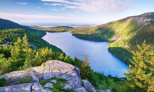Boston, MA to Acadia National Park, Maine