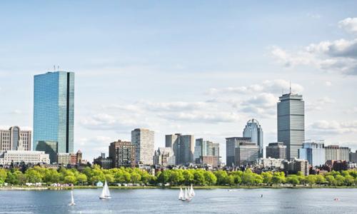 Boston, Massachusetts to Miami, Florida