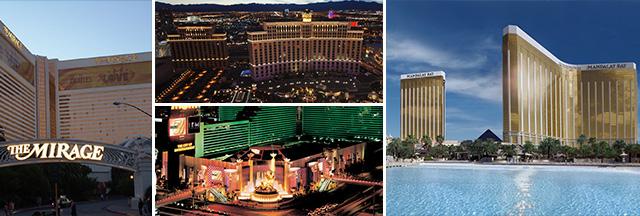 Major Attractions in Las Vegas