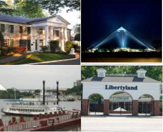 Memphis International Airport nearby attractions