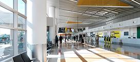 Terminal Facilities at the Kahului Airport