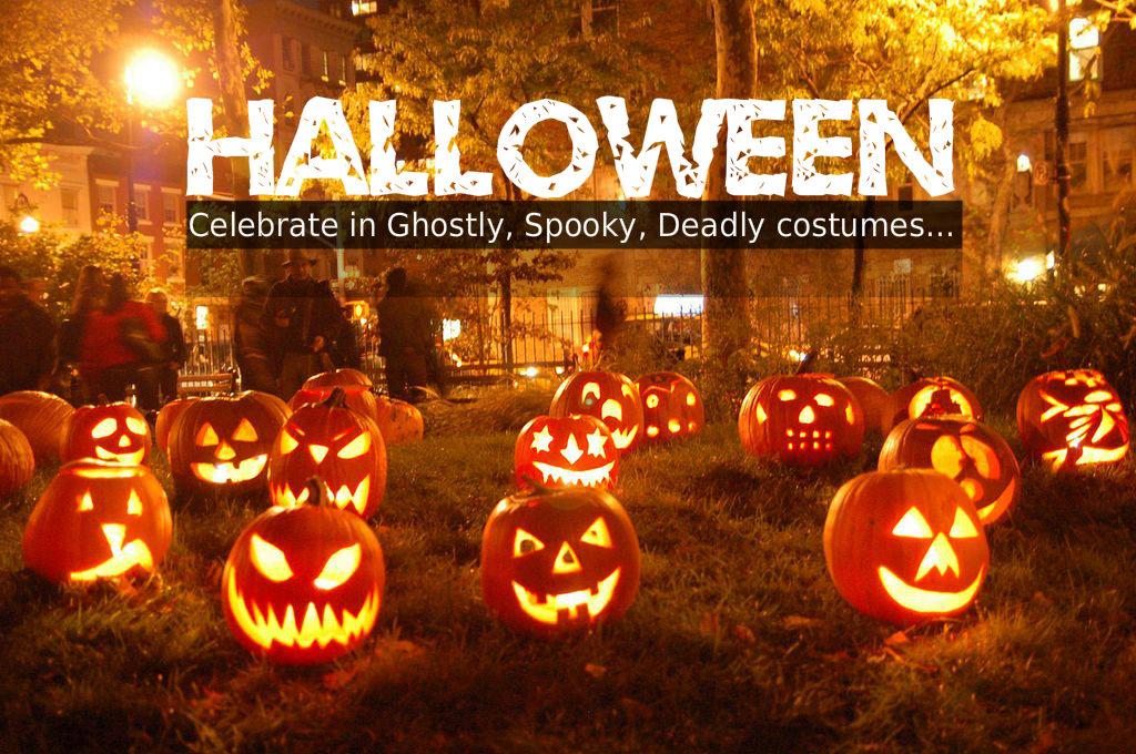 Usa Halloween