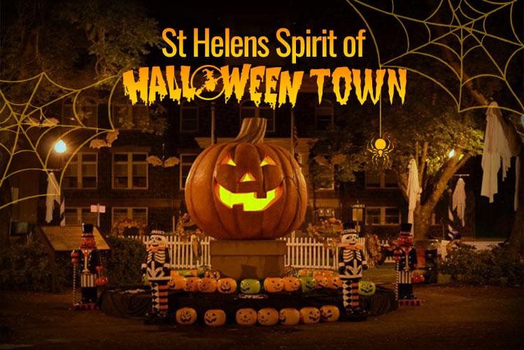 Spirit of Halloweentown Oregon