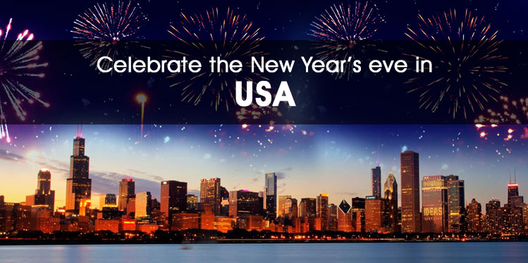Best New Year's Eve Events in U.S.A