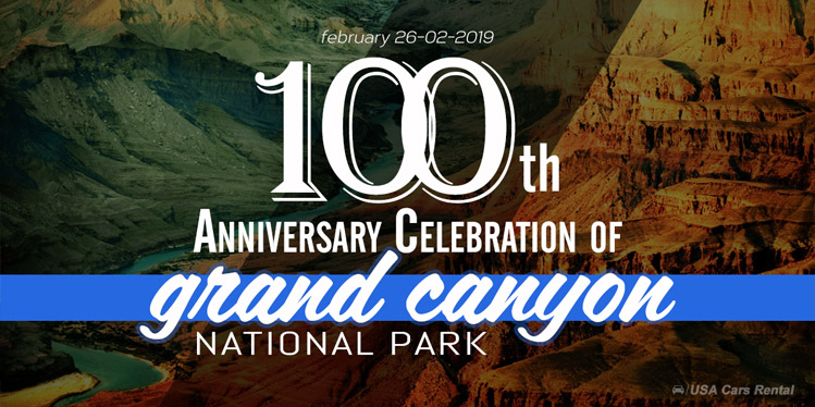 Grand Canyon 100th Anniversary, Top Events