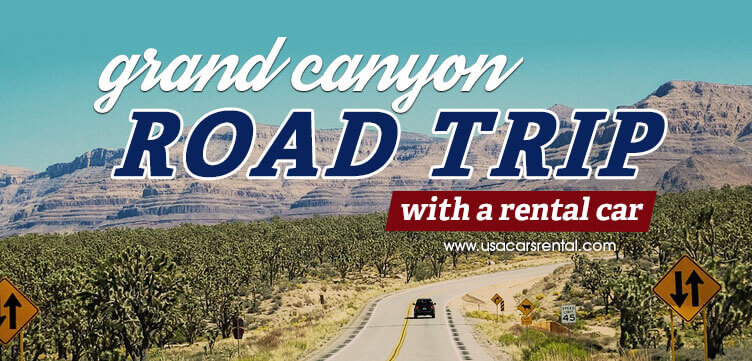 Grand Canyon raod trip